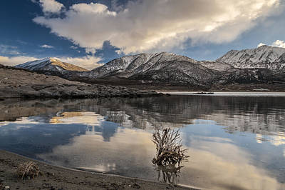 Photograph - Crowley Lake by Cat Connor