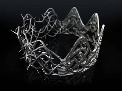 Crown Of Thorns Concept Art Print