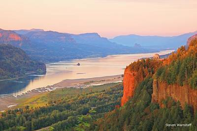 Photograph - Crown Point by Steve Warnstaff