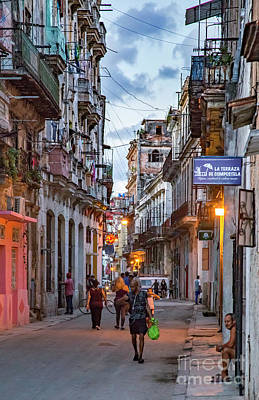 Photograph - Cuba 001 by Bernardo Galmarini