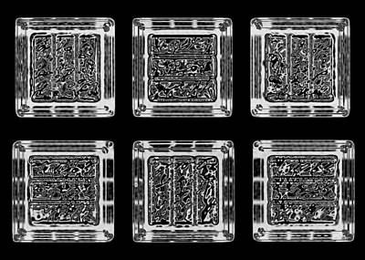 Digital Art - Cubes by Steve Godleski