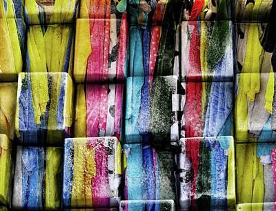 Photograph - Cubist Wardrobe  by Rick Lawler