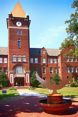 Photograph - Cumberland University Lebanon Tn by Chris Smith