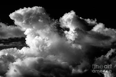 Photograph - Cumulus Conjestus Clouds by Jim Corwin