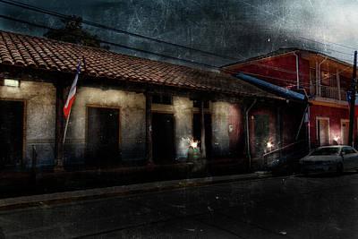 Luz Digital Art - Curepto by Robert Barsby
