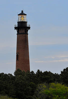 Photograph - Curritucks Light by Jamie Pattison