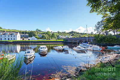 Photograph - Cushendun by Jim Orr