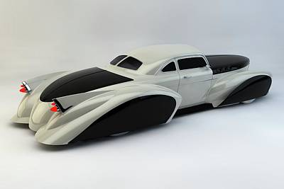 Photograph - Custom  Lead Sled by Louis Ferreira