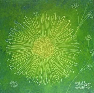 Painting - Daisy Daisy by Barrie Stark