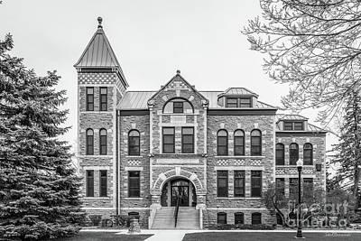 Photograph - Dakota State University Beadle Hall by University Icons