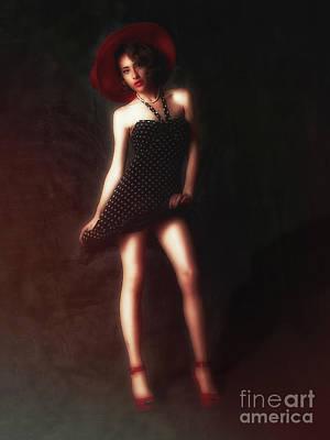 Photograph - Dancer  ... by Chuck Caramella