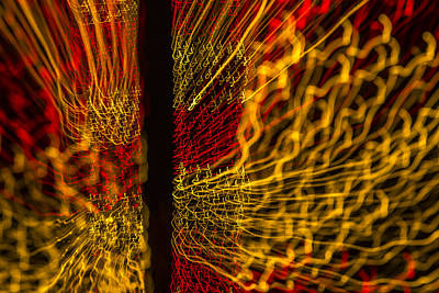 Observer Photograph - Dancing Lights 5  by Penny Lisowski