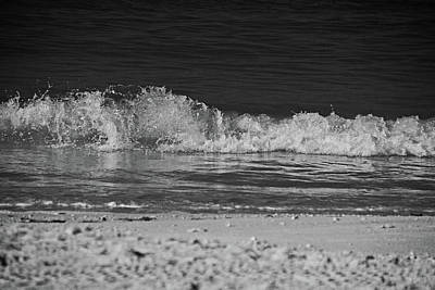 Photograph - Dancing Tides by Michiale Schneider