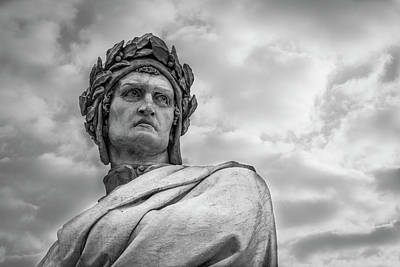 Photograph - Dante Alighieri by Sonny Marcyan