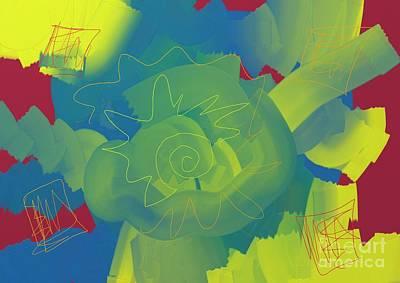 Digital Art - Dark Season by Chani Demuijlder