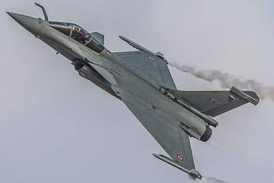 Airplane Digital Art - Dassault Rafale by Super Lovely