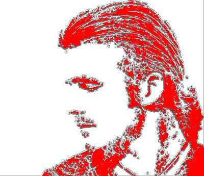 David Beckham 4b Art Print by Brian Reaves