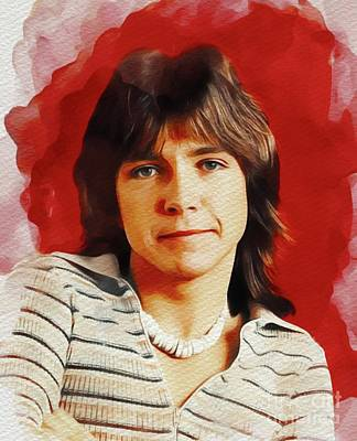 Jazz Royalty-Free and Rights-Managed Images - David Cassidy, Hollywood Legend by John Springfield