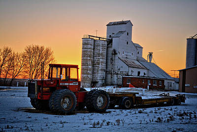 Photograph - Dawn Of A New Year by Bonfire Photography