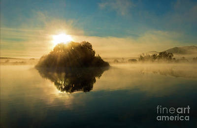 Photograph - Daybreak by Mike Dawson