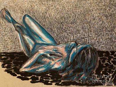 Daydreams Art Mixed Media - Daydreaming by Robert Yaeger