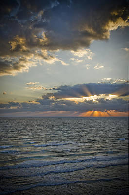 Photograph - Daytona Sunrise by Eric Miller