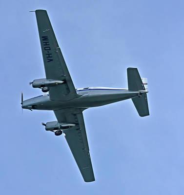 Photograph - De Havilland Dha 3 Drover Vh-dhm by Miroslava Jurcik