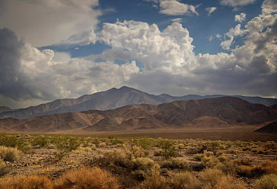 Photograph - Death Valley by Ricky Barnard