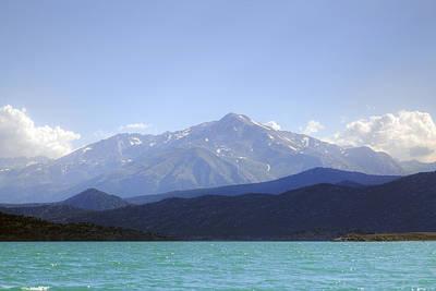 L. T Photograph - Dedegol Mountain - Turkey by Joana Kruse