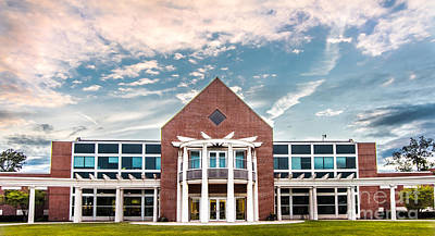 Photograph - Defiance College by Michael Arend