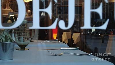 Deje Print by Contemporary Luxury Fine Art