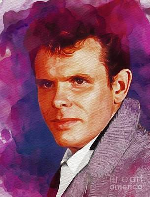 Jazz Royalty-Free and Rights-Managed Images - Del Shannon, Music Legend by John Springfield
