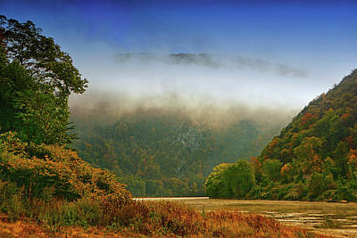 Photograph - Delaware Water Gap by Raymond Salani III