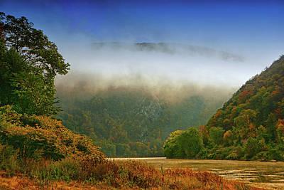 Photograph - Delaware Water Gap by Raymond Salani III