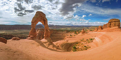 Photograph - Delicate Arch by David Lyle