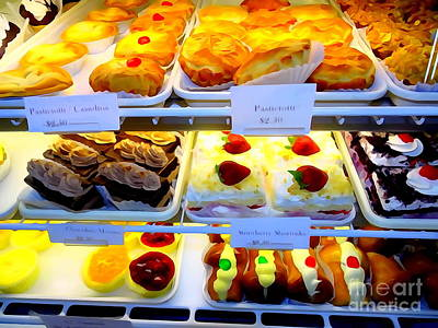 Photograph - Delicious Desserts #5 by Ed Weidman