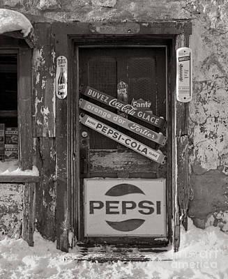 Depanneur Photograph - Depanneur by Lionel F Stevenson