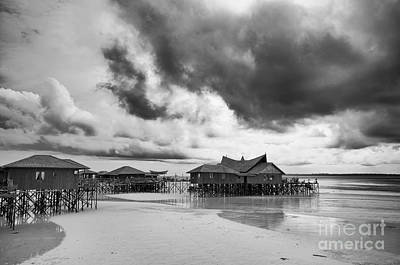 Photograph - Derawan Island by Charuhas Images