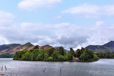 Keswick Wall Art - Photograph - Derwentwater - Lake District by Joana Kruse