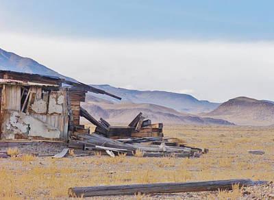 Photograph - Desert Sands by Marilyn Diaz