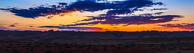 Photograph - Desert Sunrise by Jonathan Gewirtz