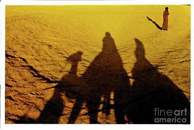 Photograph - Desert Trek by Elizabeth Hoskinson