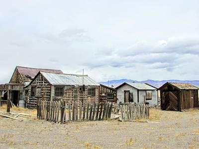 Photograph - Desert Visions by Marilyn Diaz