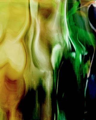 Greetingcard Digital Art - Desire by Gerlinde Keating - Galleria GK Keating Associates Inc