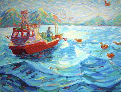 Painting - Destiny by Yen