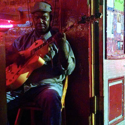 Photograph - Detroit Brooks In New Orleans by Rosanne Licciardi