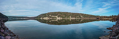 Photograph - Devils Lake by Brad Bellisle