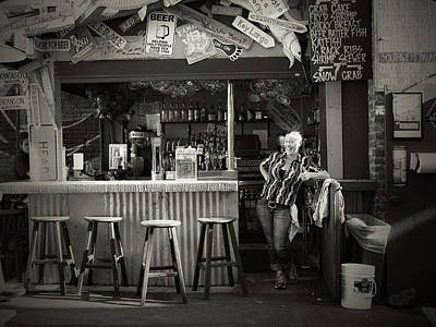 Photograph - Dick's Last Resort by Hugh Smith