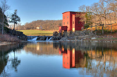 Photograph - Dillard Mill by Steve Stuller