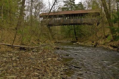 Photograph - Dingleton Hill Bridge by Paul Mangold